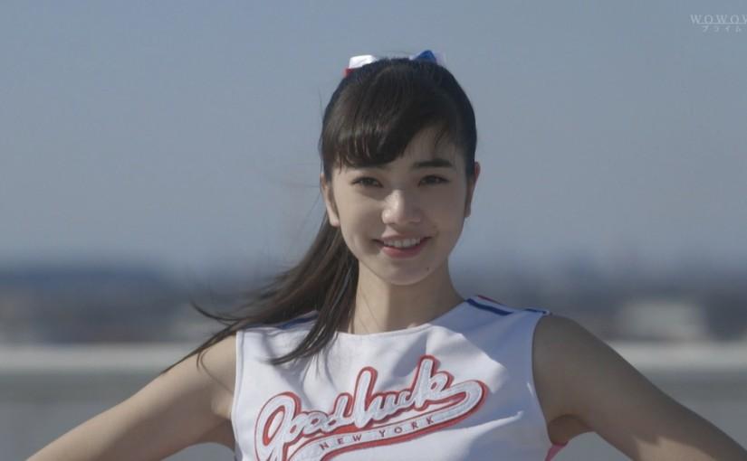 小松菜奈で「夢を与える」から「LINE MUSIC」