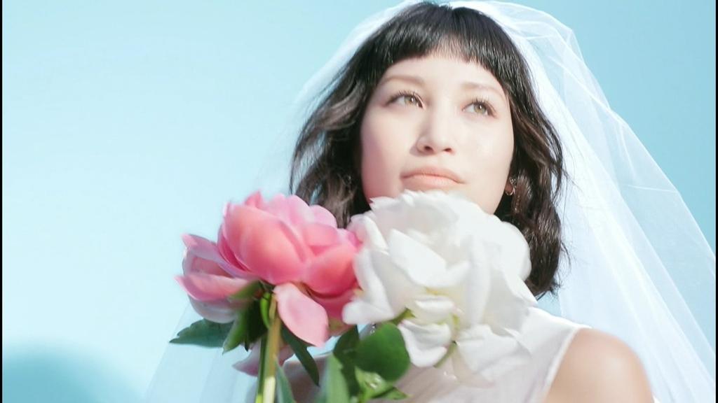 黒田エイミ ウェディングドレス