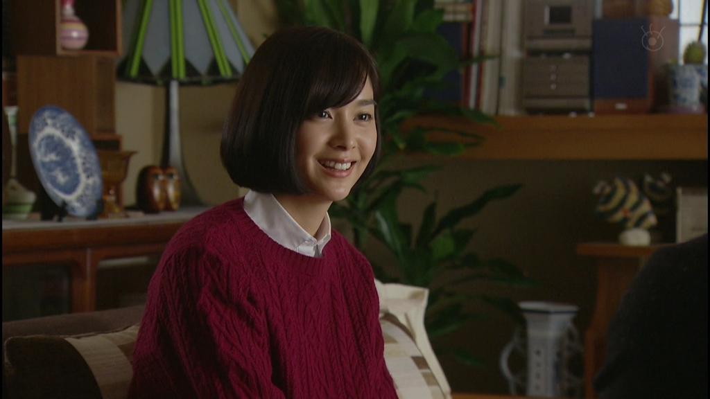 笑顔×石橋杏奈
