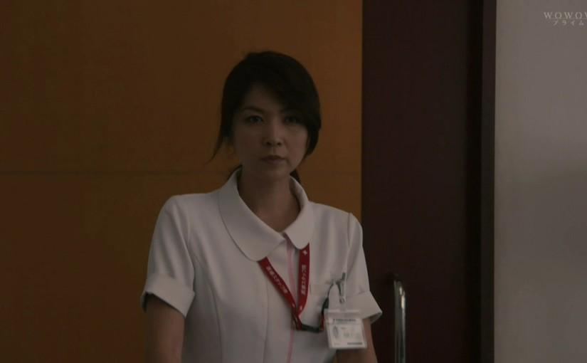 連続ドラマW「きんぴか」で見る阿部マリアな飯島直子