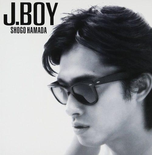 浜田省吾の誕生日に「J.BOY」の記念盤を聴く