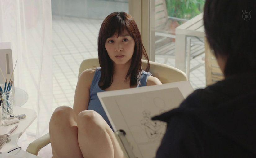 ヤングシナリオ大賞「俺のセンセイ」で見る石橋杏奈