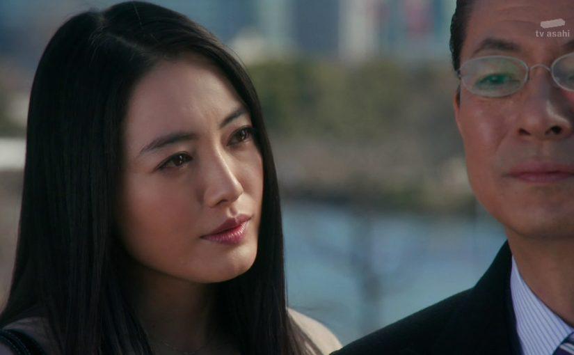 「相棒15」最終回で仲間由紀恵・芦名星・鈴木杏樹を見る