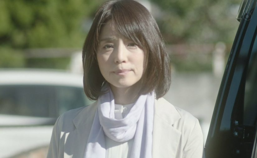 ドラマ「CRISIS」で見る石田ゆり子が最高だった