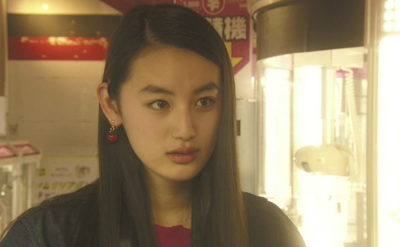 「&美少女」で見る八木莉可子