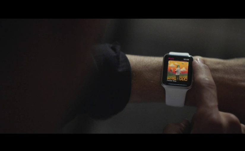Apple Watchを身に付けiPhoneから離れる生活