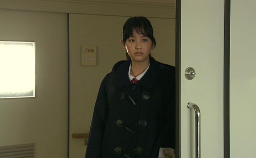 映画「きみの友だち」で見る15歳くらいの石橋杏奈