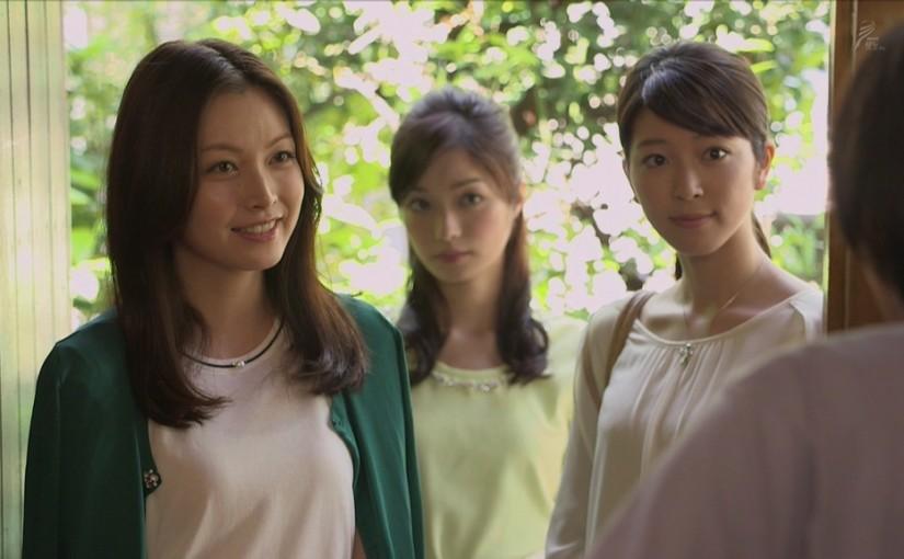 女優陣が素晴らしかった「本棚食堂」の三姉妹訪問回