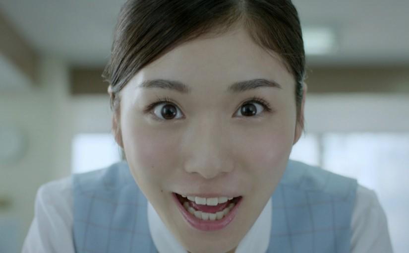 順調にCM出演が増えている松岡茉優