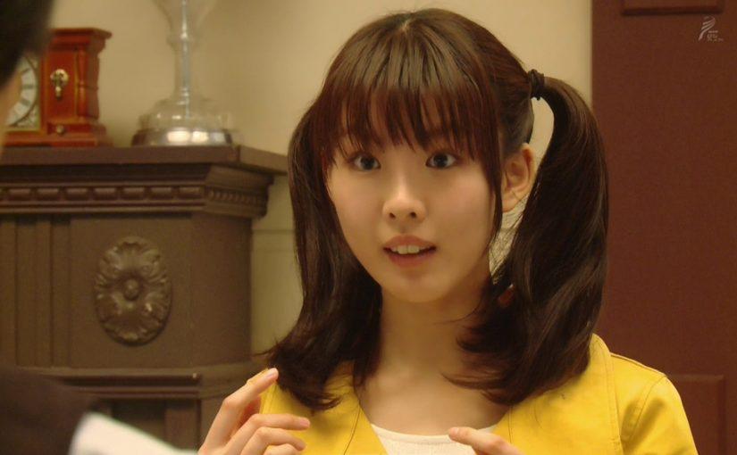 中越典子・藤井美菜・福田麻由子と来たもんだ