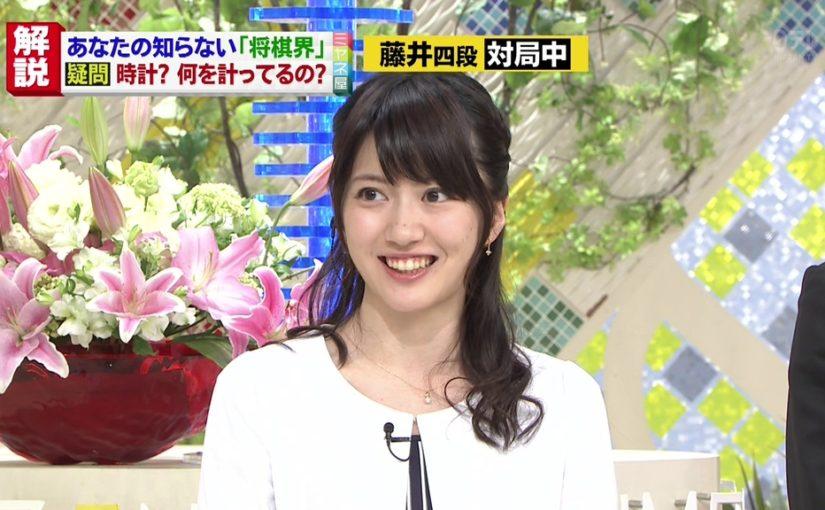 香川愛生ちゃんがミヤネ屋に生出演!